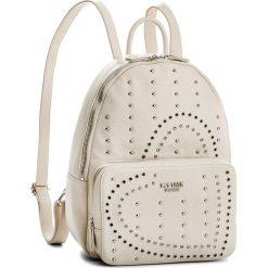 Plecak MY TWIN - Zaino RS8TFQ Ric. Cuore 02394. Brązowe plecaki damskie My Twin, ze skóry ekologicznej. W wyprzedaży za 469.00 zł.