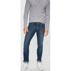 Wrangler - Jeansy Greensboro. Niebieskie jeansy męskie Wrangler. Za 319.90 zł.