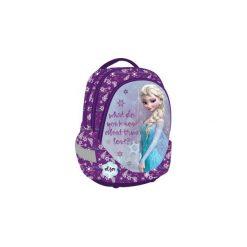 Ultralekki Plecak Ergonomiczny Elsa Kraina Lodu. Niebieskie torby i plecaki dziecięce MST Toys, z gumy. Za 136.55 zł.