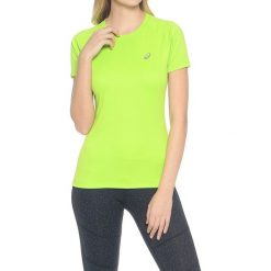 Asics Koszulka damska Stripe Top Jasmine Green r. S (1262320473). Bluzki damskie Asics. Za 102.70 zł.