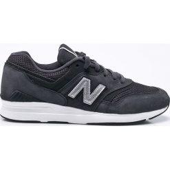 New Balance - Buty WL697SHC. Szare obuwie sportowe damskie New Balance, z materiału. W wyprzedaży za 359.90 zł.