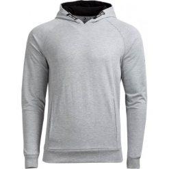 Bluza męska BLM601A - średni szary melanż - Outhorn. Szare bluzy męskie Outhorn, na lato, melanż, z materiału. W wyprzedaży za 59.99 zł.