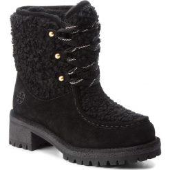 Trapery TORY BURCH - Meadow Boot 49197 Perfect Black/Perfect Black 004. Czarne śniegowce i trapery damskie Tory Burch, z materiału. W wyprzedaży za 1,679.00 zł.