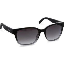 Okulary przeciwsłoneczne BOSS - 0251/S Black Grey PZP. Czarne okulary przeciwsłoneczne męskie Boss, z tworzywa sztucznego. W wyprzedaży za 429.00 zł.