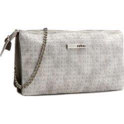 Torebka NOBO - NBAG-C1390-C019 Jasnoszary. Szare torebki do ręki damskie Nobo, ze skóry ekologicznej. W wyprzedaży za 129.00 zł.