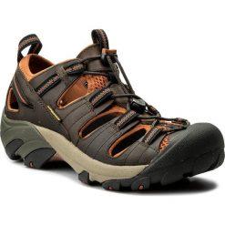 Sandały KEEN - Arroyo II 1008419  Black Olive/Bombay Brown. Brązowe sandały męskie Keen, z materiału. Za 499.95 zł.