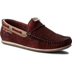 Mokasyny BUGATTI - 321-46960-1400-3100 Dark Red. Mokasyny męskie marki Gino Rossi. W wyprzedaży za 239.00 zł.