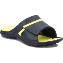 Klapki CROCS - Modi Sport Slide 204144 Navy/Tennis Ball Green. Klapki damskie marki Birkenstock. W wyprzedaży za 139.00 zł.