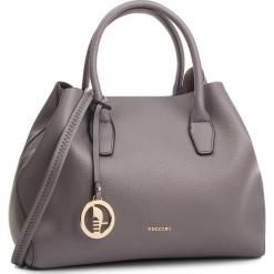 Torebka PUCCINI - BT28562  4. Szare torebki do ręki damskie Puccini, ze skóry ekologicznej. Za 299.00 zł.