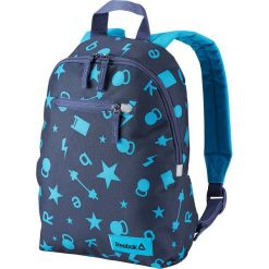 Reebok Plecak sportowy Kids U Back to School Graphic 8L granatowy (AY1757). Niebieskie torby i plecaki dziecięce Reebok. Za 74.49 zł.