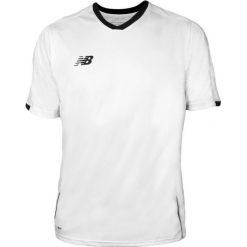 Koszulka treningowa - EMT6106WT. Szare koszulki sportowe męskie New Balance, na jesień, z materiału. W wyprzedaży za 89.99 zł.