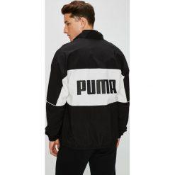 Puma - Kurtka. Czarne kurtki męskie Puma, z materiału. W wyprzedaży za 279.90 zł.