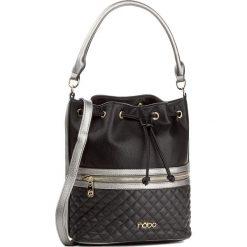 Torebka NOBO - NBAG-D2730-C020  Czarny. Czarne torebki do ręki damskie Nobo, ze skóry ekologicznej. W wyprzedaży za 139.00 zł.