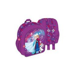 Plecak St. Majewski Frozen fioletowy. Fioletowe torby i plecaki dziecięce St-Majewski, z materiału. Za 29.35 zł.