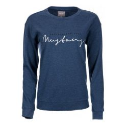 Mustang Bluza Damska S Niebieski. Niebieskie bluzy damskie Mustang, z bawełny. Za 295.00 zł.