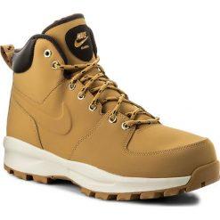 954e0543 Buty NIKE - Manoa Leather 454350 700 Haystack/Haystack/Velvet Brown. Kozaki  męskie