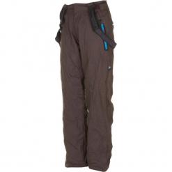 Spodnie narciarskie w kolorze brązowym. Spodnie snowboardowe męskie marki WED'ZE. W wyprzedaży za 159.95 zł.