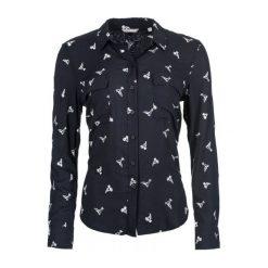 Mustang Koszula Damska 34 Winowa. Czarne koszule damskie Mustang, z wiskozy, eleganckie. W wyprzedaży za 213.00 zł.