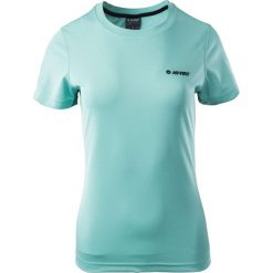 Hi-Tec Koszulka Lady Goggi Cockatoo niebieska r. S. T-shirty damskie Hi-tec. Za 38.37 zł.