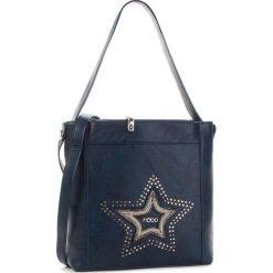 Torebka NOBO - NBAG-F1910-C013 Granatowy. Niebieskie torebki do ręki damskie Nobo, ze skóry ekologicznej. W wyprzedaży za 159.00 zł.