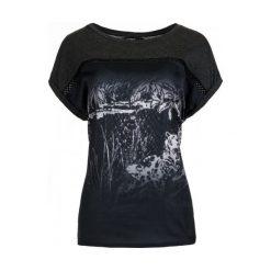 Desigual T-Shirt Damski Leopard Degrade S Szary. Szare t-shirty damskie Desigual. W wyprzedaży za 134.00 zł.