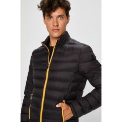 Trussardi Jeans - Kurtka puchowa. Czarne kurtki męskie TRUSSARDI JEANS, z jeansu. W wyprzedaży za 639.90 zł.