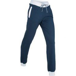 Spodnie sportowe, długie, Level 1 bonprix ciemnoniebieski. Niebieskie spodnie dresowe damskie bonprix. Za 74.99 zł.