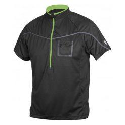 Etape Koszulka Rowerowa Męska Polo Black/Green Xl. Czarne koszulki polo męskie Etape, z krótkim rękawem. W wyprzedaży za 94.00 zł.