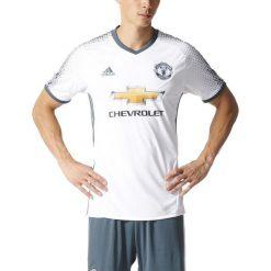Adidas Koszulka piłkarska MUFC 3 JSY biała r. M (AI6690). Koszulki sportowe męskie marki bonprix. Za 254.50 zł.