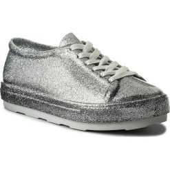 Półbuty MELISSA - Be Ad 31991 Glass Glitter Silver 53228. Szare półbuty damskie Melissa, z tworzywa sztucznego. Za 329.00 zł.