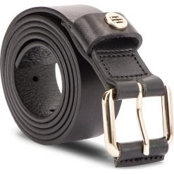 Pasek Damski TOMMY HILFIGER - Leather Covered Buck AW0AW05889 85 002. Paski damskie marki SOLOGNAC. W wyprzedaży za 199.00 zł.