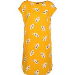 805a344c3a Sukienki damskie  Patagonia JUNE LAKE DRESS Sukienka sportowa mariposa rugby  yellow