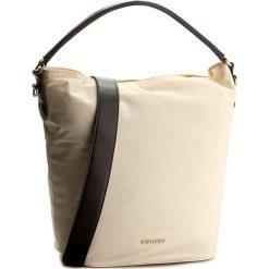 Torebka TWINSET - Shopping AS7PZ2 N Almond 815. Brązowe torebki do ręki damskie Twinset, z materiału. W wyprzedaży za 439.00 zł.