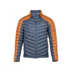 Columbia Męska Kurtka Zimowa Horizon Explorer Jacket Dark Mountain M. Szare kurtki sportowe męskie Columbia, na zimę. Za 599.00 zł.