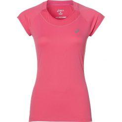 Asics Koszulka Capsleeve Top różowa r. S (129957 0656). Bluzki damskie Asics. Za 79.00 zł.