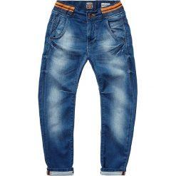 """Dżinsy """"Cirillo"""" - Regular fit - w kolorze niebieskim. Jeansy dla chłopców marki Reserved. W wyprzedaży za 107.95 zł."""