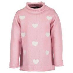 Blue Seven Dziewczęcy Sweter W Serduszka, 62, Różowy. Swetry dla dziewczynek marki bonprix. Za 79.00 zł.