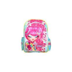 Plecak szkolny dwukomorowy KimmiDoll 52870PTR. Torby i plecaki dziecięce marki Tuloko. Za 105.37 zł.
