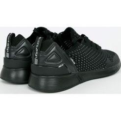 Levi's - Buty Black Tab. Czarne buty sportowe męskie Levi's, z gumy. W wyprzedaży za 269.90 zł.