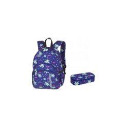 Plecak Mini + piórnik CoolPack Pink Sharks. Torby i plecaki dziecięce marki Tuloko. Za 89.00 zł.