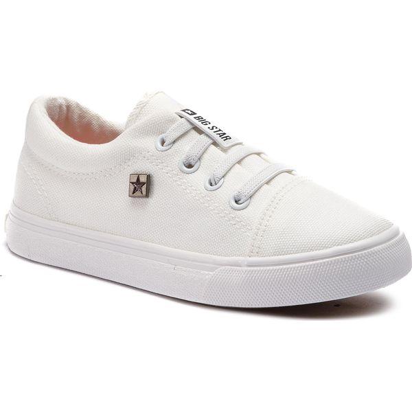 Sneakersy BIG STAR DD374074 White