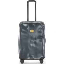Walizka Icon średnia matowa szara. Walizki męskie Crash Baggage. Za 1,040.00 zł.