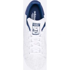 Adidas Originals - Buty Stan Smith. Szare obuwie sportowe damskie adidas Originals, z gumy. W wyprzedaży za 269.90 zł.