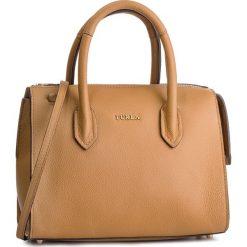 Torebka FURLA - Pin 994183 B BMN1 OAS Carmello. Brązowe torebki do ręki damskie Furla, ze skóry. Za 1,290.00 zł.