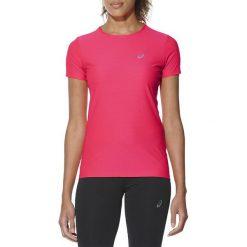 Asics Koszulka SS Top różowa r. M (134104 0688). T-shirty damskie Asics. Za 92.90 zł.
