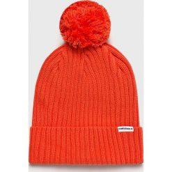 Converse - Czapka. Czerwone czapki i kapelusze męskie Converse. Za 99.90 zł.