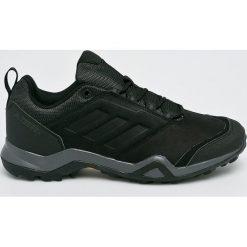 Adidas Performance - Buty Terrex Brushwood Leather. Czarne trekkingi męskie adidas Performance, z materiału. Za 399.90 zł.