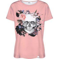 Colour Pleasure Koszulka damska CP-030 230 brzoskwiniowa r. XS/S. T-shirty damskie Colour Pleasure. Za 70.35 zł.