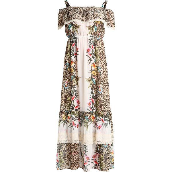 quality design 532e1 43c95 Liu Jo Jeans ABITO SAVANA Długa sukienka georgette stampata