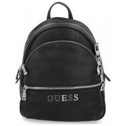 Guess Plecak Damski Czarny. Czarne plecaki damskie Guess, eleganckie. Za 649.00 zł.
